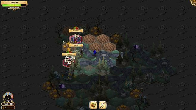 Crowntakers: Undead Undertakings DLC Screenshot 6