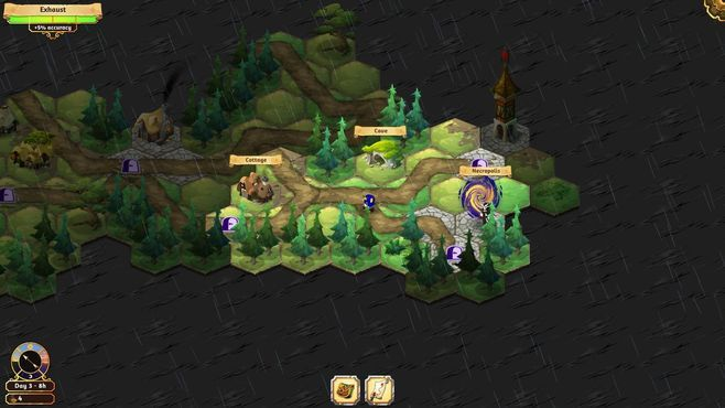 Crowntakers: Undead Undertakings DLC Screenshot 1
