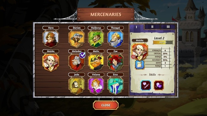 Crowntakers: Undead Undertakings DLC Screenshot 9