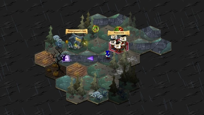 Crowntakers: Undead Undertakings DLC Screenshot 2