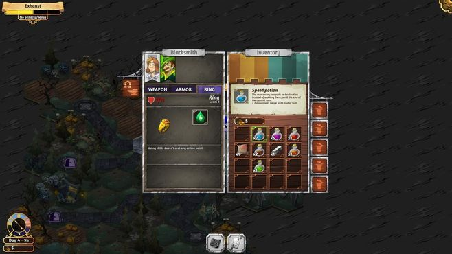 Crowntakers: Undead Undertakings DLC Screenshot 10