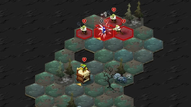 Crowntakers: Undead Undertakings DLC Screenshot 7