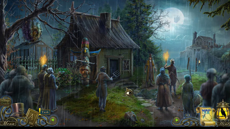Dark Tales: Edgar Allan Poe's The Oval Portrait Collector's Edition Screenshot 1