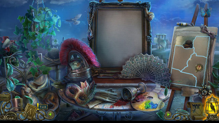 Dark Tales: Edgar Allan Poe's The Oval Portrait Collector's Edition Screenshot 2