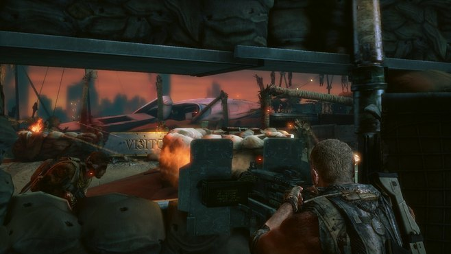 Spec Ops: The Line Screenshot 2