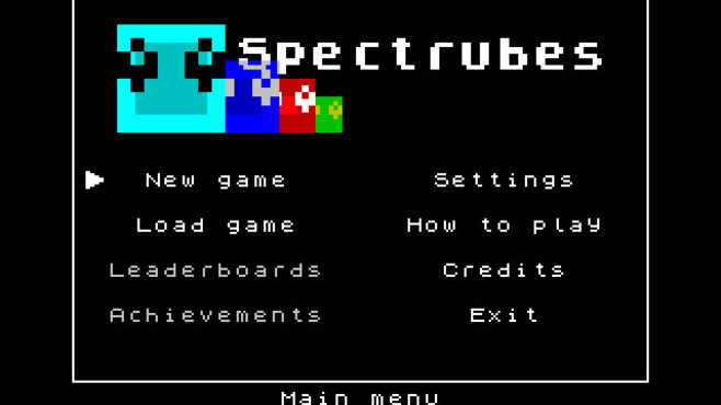 Spectrubes Screenshot 3