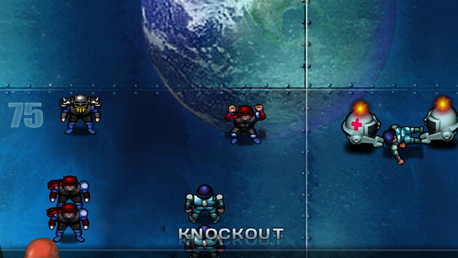 Speedball 2 Evolution Screenshot 1