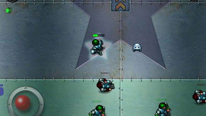 Speedball 2 Evolution Screenshot 2