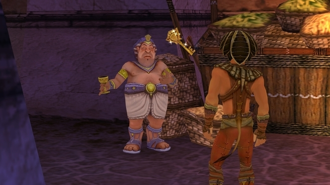 Sphinx and the Cursed Mummy Screenshot 5