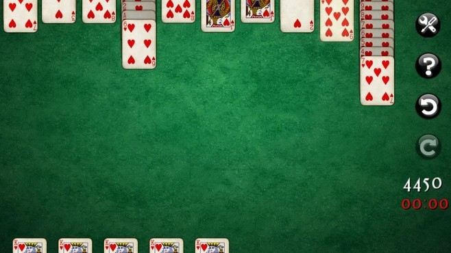 Spider Mania Solitaire Screenshot 2