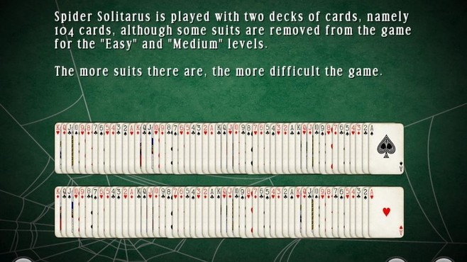 Spider Mania Solitaire Screenshot 6