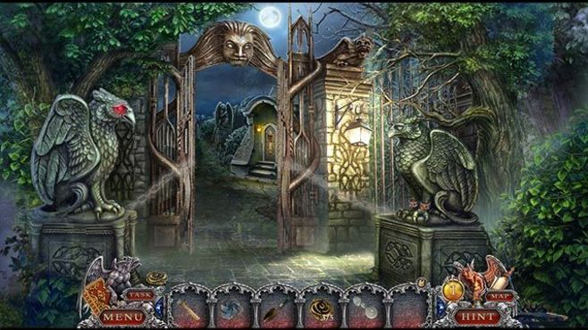 Spirit of Revenge: Cursed Castle Collector's Edition Screenshot 1