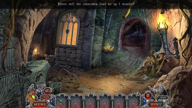 Spirit of Revenge: Cursed Castle Collector's Edition Screenshot 4