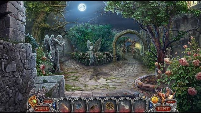 Spirit of Revenge: Cursed Castle Collector's Edition Screenshot 5