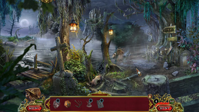 Spirit of Revenge: Elizabeth's Secret Collector's Edition Screenshot 2