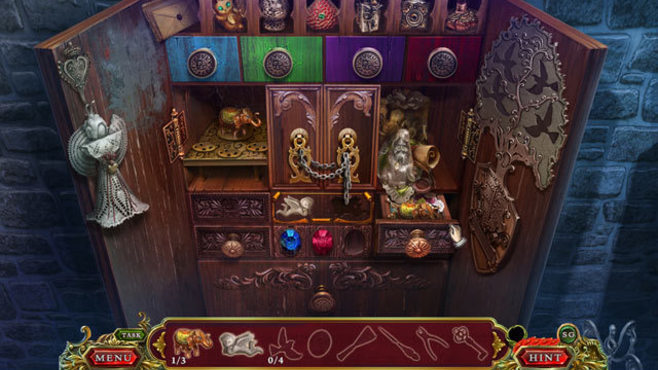 Spirit of Revenge: Elizabeth's Secret Collector's Edition Screenshot 5