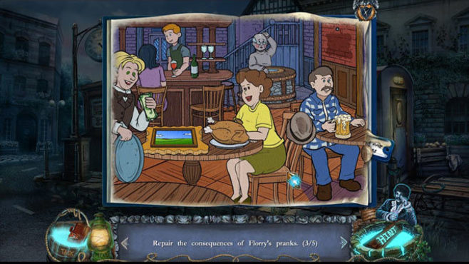 Spirit of Revenge: Florry's Well Collector's Edition Screenshot 1