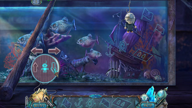 Spirit of Revenge: Gem Fury Collector's Edition Screenshot 1