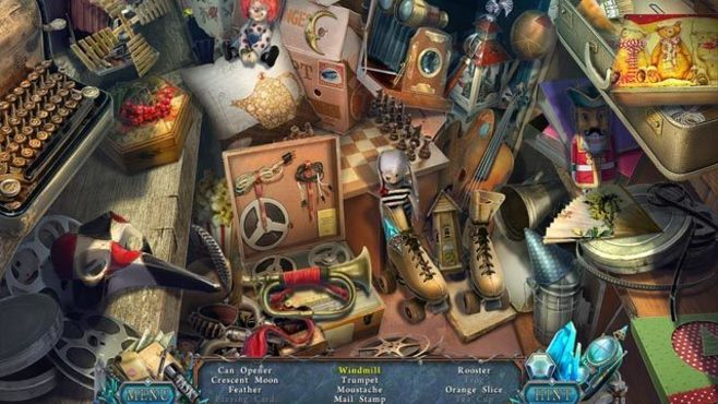 Spirit of Revenge: Gem Fury Collector's Edition Screenshot 5