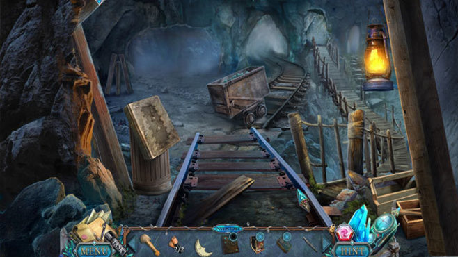 Spirit of Revenge: Gem Fury Screenshot 1