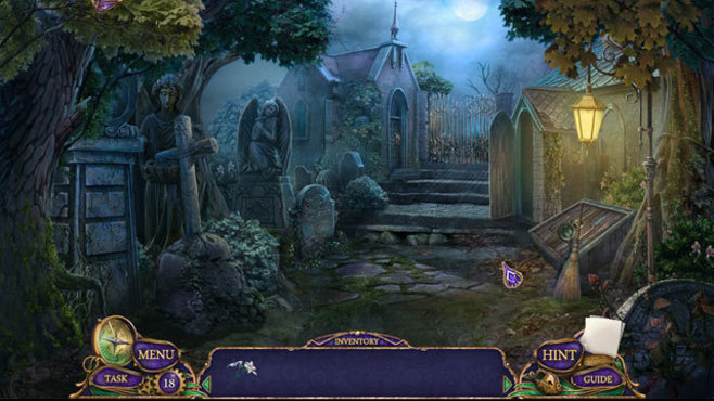 Spirit of Revenge: Unrecognized Master Collector's Edition Screenshot 3