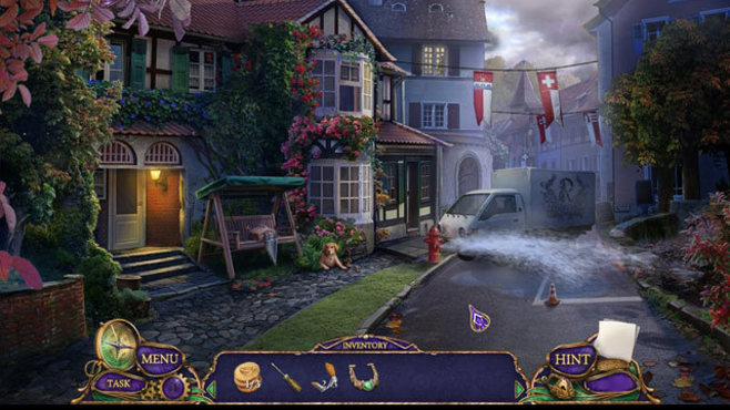 Spirit of Revenge: Unrecognized Master Collector's Edition Screenshot 6