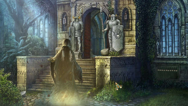 Spirits of Mystery: Amber Maiden Collector's Edition Screenshot 2