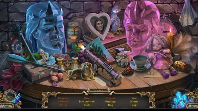 Spirits of Mystery: Family Lies Screenshot 3