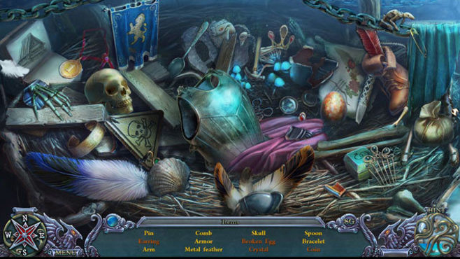 Spirits of Mystery: Illusions Collector's Edition Screenshot 2
