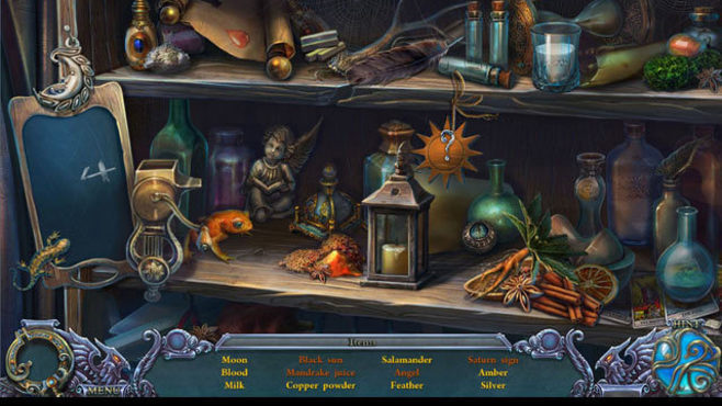 Spirits of Mystery: Illusions Collector's Edition Screenshot 4