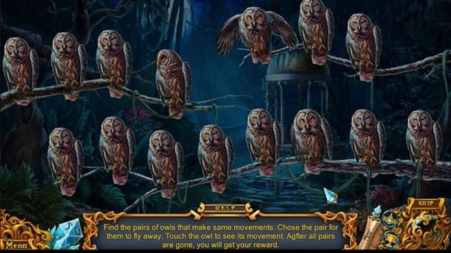 Spirits of Mystery: The Fifth Kingdom Collector's Edition Screenshot 3