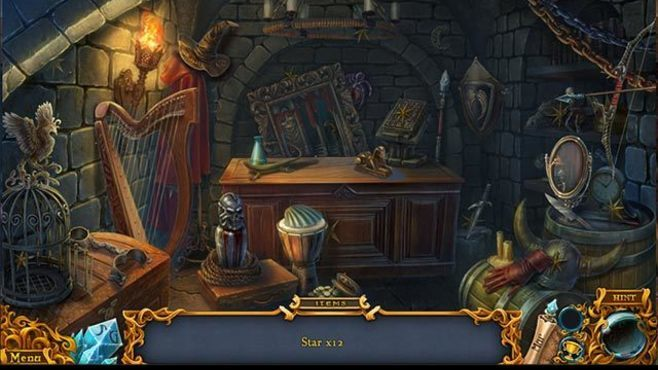Spirits of Mystery: The Fifth Kingdom Screenshot 2