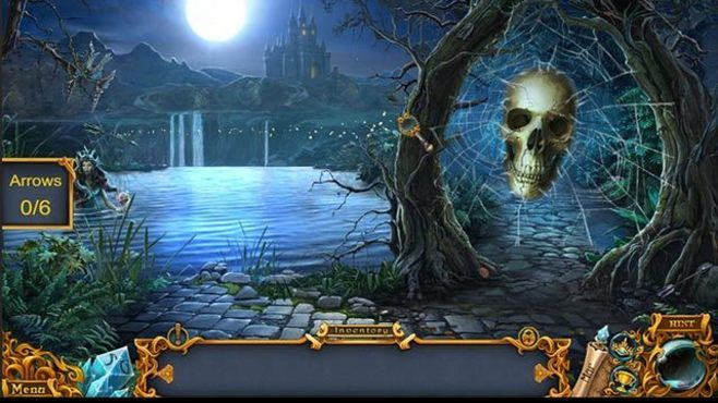 Spirits of Mystery: The Fifth Kingdom Screenshot 1