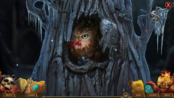 Spirits of Mystery: The Last Fire Queen Collector's Edition Screenshot 1