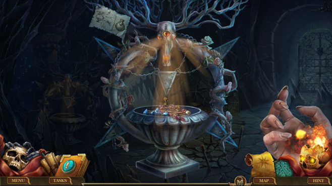 Spirits of Mystery: The Last Fire Queen Collector's Edition Screenshot 3