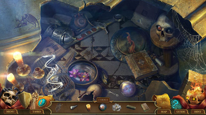 Spirits of Mystery: The Last Fire Queen Collector's Edition Screenshot 6
