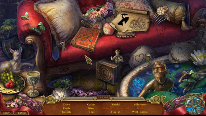 Spirits of Mystery: The Lost Queen Collector's Edition Screenshot 2