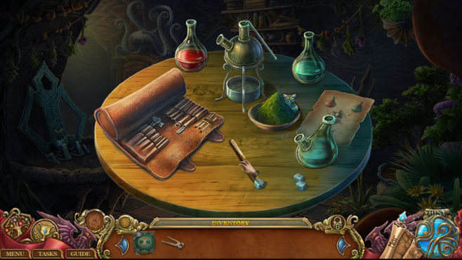 Spirits of Mystery: The Lost Queen Collector's Edition Screenshot 3