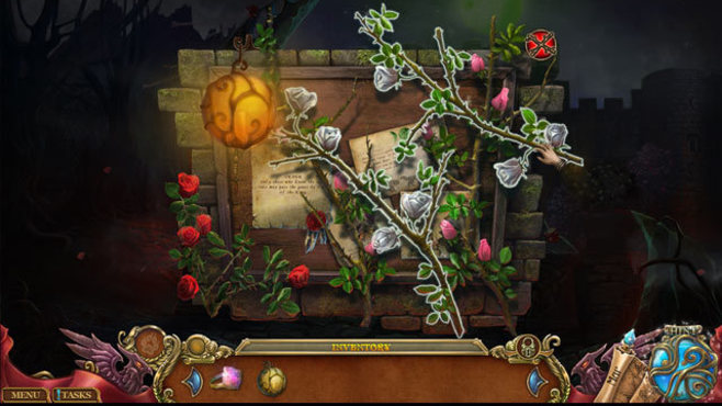 Spirits of Mystery: The Lost Queen Screenshot 1