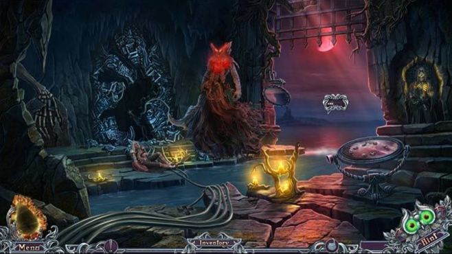 Spirits of Mystery: The Moon Crystal Screenshot 2