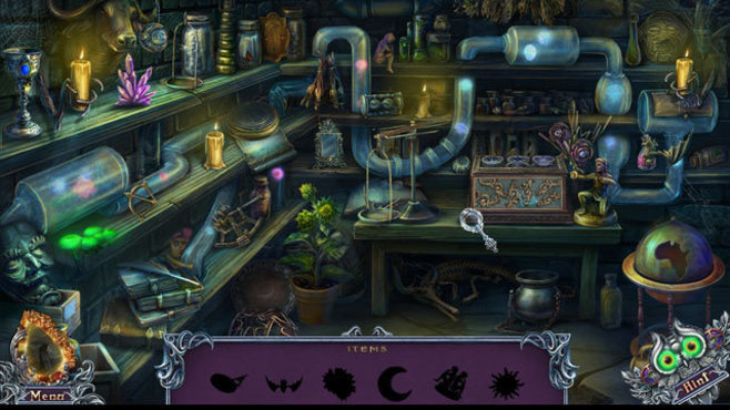 Spirits of Mystery: The Moon Crystal Screenshot 4