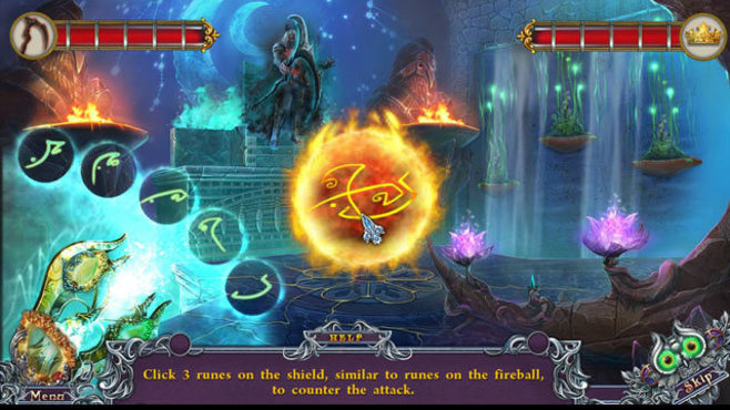 Spirits of Mystery: The Moon Crystal Screenshot 5