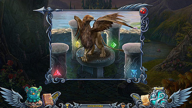 Spirits of Mystery: The Silver Arrow Collector's Edition Screenshot 6