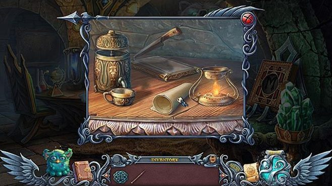 Spirits of Mystery: The Silver Arrow Collector's Edition Screenshot 2