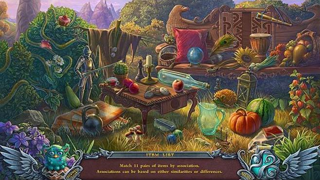 Spirits of Mystery: The Silver Arrow Collector's Edition Screenshot 1