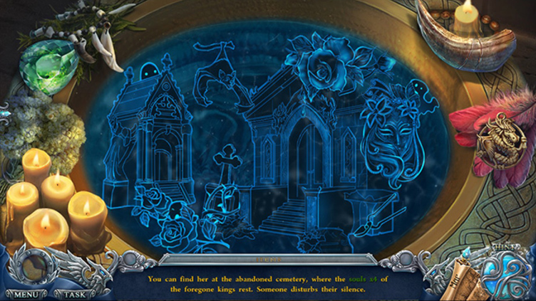 Spirits of Mystery: Whisper of the Past Collector's Edition Screenshot 4