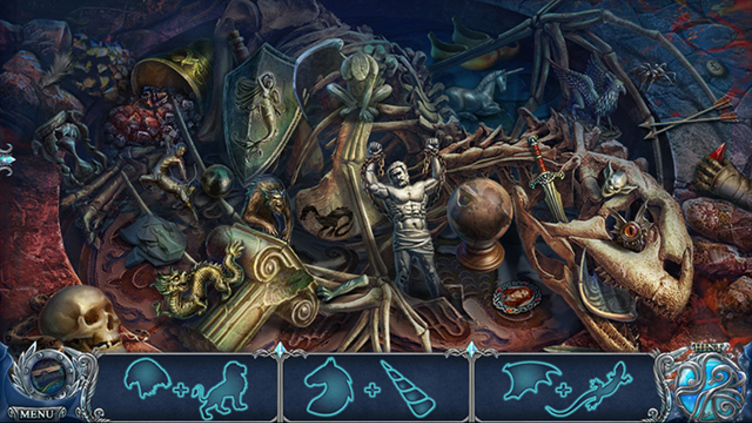 Spirits of Mystery: Whisper of the Past Collector's Edition Screenshot 1