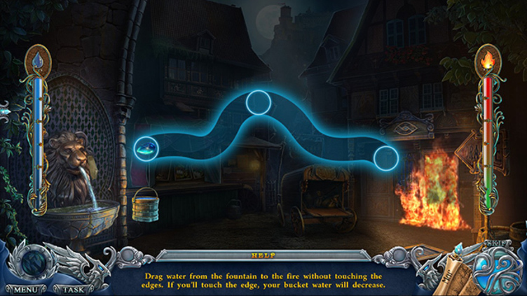 Spirits of Mystery: Whisper of the Past Screenshot 3