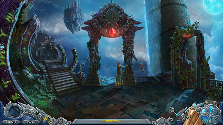 Spirits of Mystery: Whisper of the Past Screenshot 1