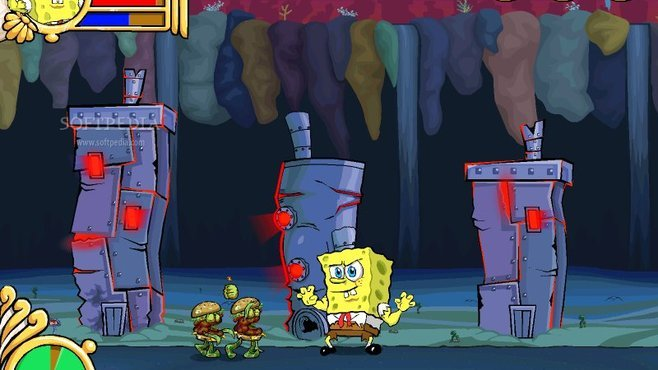 SpongeBob and The Clash of Triton Screenshot 2